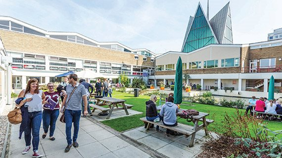 Open Days at Canterbury Campus