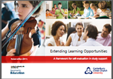 Extending Learning Opportunities Framework