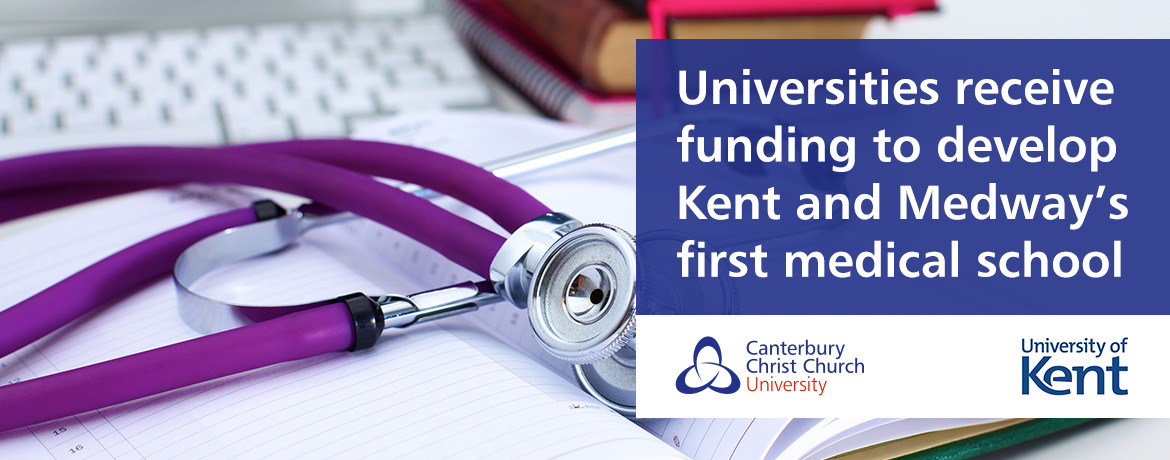 A new medical school for Kent and Medway