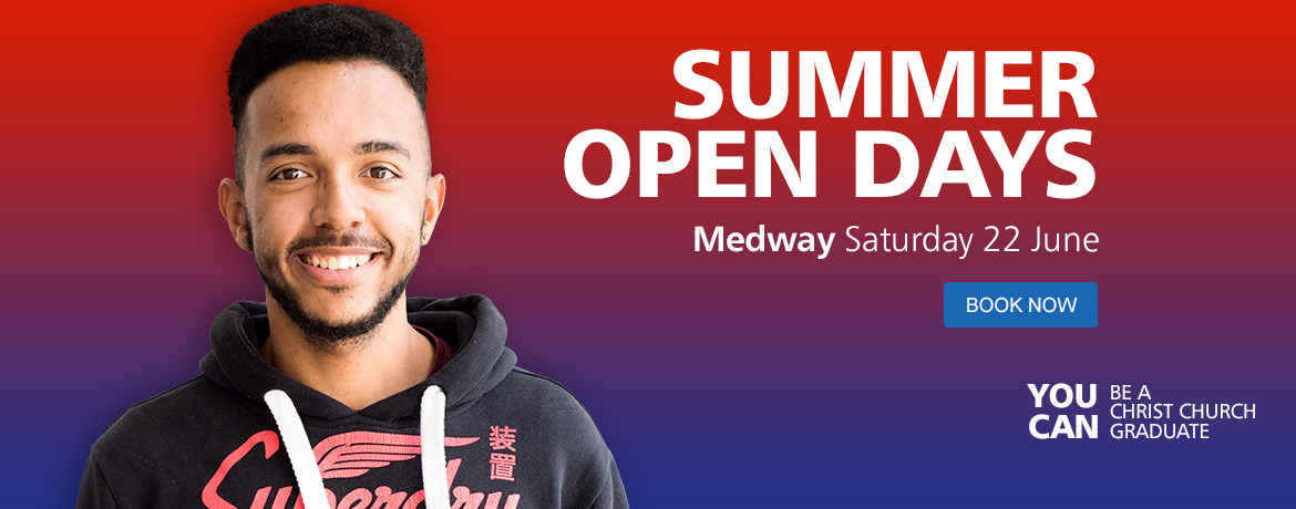 Summer Open Days