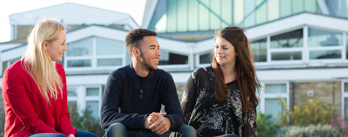 Take a tour of our campuses at Canterbury Christ Church University