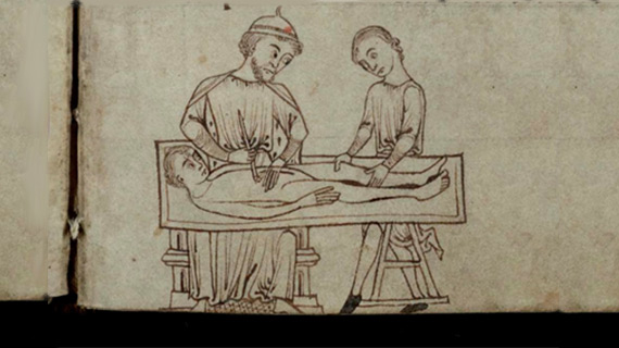 At The Cutting Edge Becoming A Late Medieval Surgeon