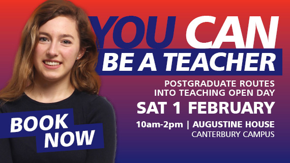 Postgraduate Routes into Teaching Open Day