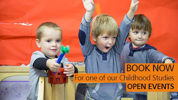 Book now for Open Day / Events